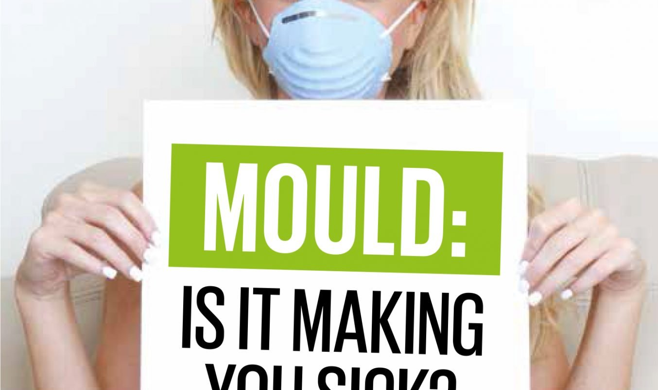 Building Biologist article in Herald Sun – Mould: Is it making you sick